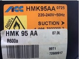 kompressor ACC HMK 95 AA dlya holodilnika