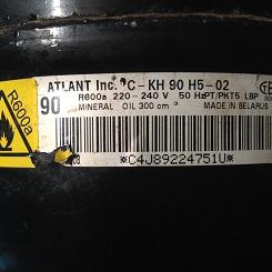 kompressor atlant СКН 90 Н5-02 kiev