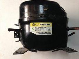 kompressor holodilnika LG GR389STQ