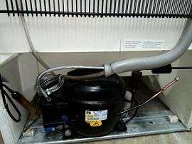 kompressor na morozylnu kameru AEG ARCTIS 1555-4 F