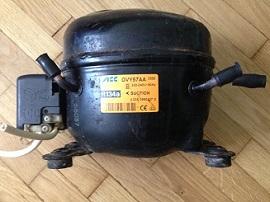 kompressor ACC GVY57AA holodilnika Indesit C138G.016