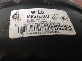 kompressor holodilnika LG MA57LAEG