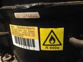kompressor Matsushita SD65E67WAY5 ot holodilnika