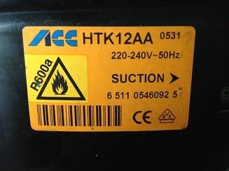 prodam kompressor HMK 12 AA dlya holodilnika