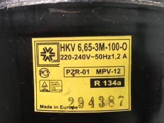 sdat kompressor HKV 6.65-3M-100-O dlya holodilnika