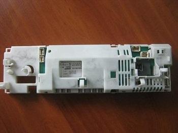 plata upravleniya 5560005373 Siemens stiralnoy mashiny Bosch foto