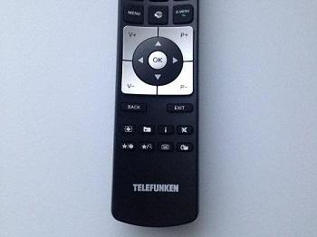 kod zakaza pult (PDU) TELEFUNKEN RC5118 dlya televizora foto