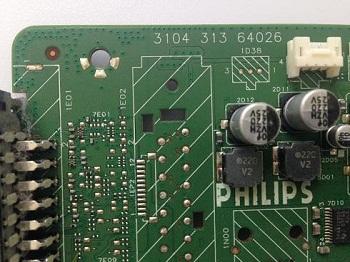 kod zakaza main board 3104 313 64026 televizora Philips 42PFL5405H-12