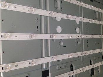 led podsvetka 6V televizora LG 50LF652V tsena za vse foto