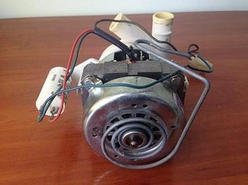 bu tsirkulyatsionnyj nasos pompa Indesco 950H1I posudomoechnoy mashiny Ariston LI640A foto