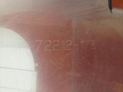 kod zakaza yaschika dlya butylok 72212-1-2 holodilnika Ariston MBA 2200.019