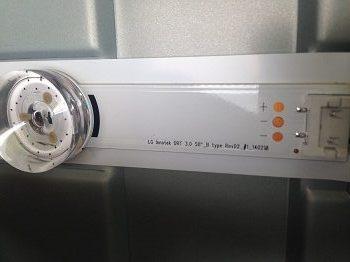 led podsvetka 6V televizora LG 50LF652V rabochaya foto