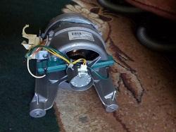kod elektrodvyguna Nidec WU126U35E00 pralnoji mashini