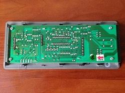 bu modul (plata indikatsii) EBR35838402 dveri holodilnika LG GR-B409BTQA