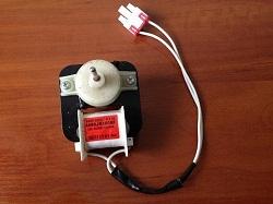 dvigatel ventilyatora 4680JR1009F dlya holodilnika LG GR-B409BTQA foto
