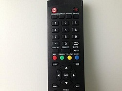 kupit pult dlya LED televizora Elenberg 40AF4030