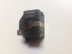 puskovoe rele P330MC-KS1007 dlya kompressora holodilnika foto