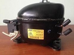 kompressor ACC HMK12AA R-600a dlya holodilnikov foto