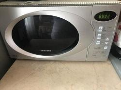 mikrovolnovka Samsung CE283GNR foto