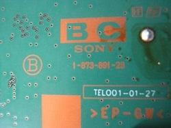 tsena Main Board 1-873-891-23 LCD televizora Sony KDL-32S3020 foto