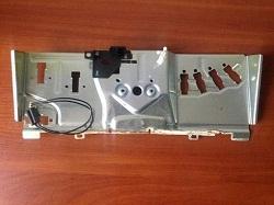kupit metallicheskuyu vstavku paneli upravleniya stiralnoy mashiny Whirlpool AWT2250-1 foto