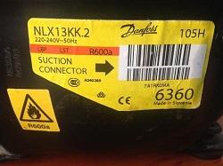 tsena motor-kompressora Danfoss NLX13KK.2 105H6360 dlya holodilnika