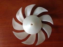 kupit krylchatku 5901JA1007A ventilyatora holodilnika LG GR-389SQF foto