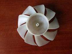 krylchatka 5901JA1007A ventilyatora holodilnika LG GR-389SQF foto