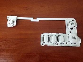 knopki DC64-01727A paneli upravleniya stiralnoy mashiny Samsung