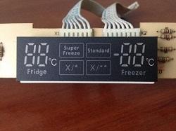kupit modul (platu) DA41-00158C holodilnika Samsung RL28DBSW-SI
