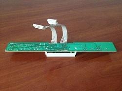 tsena modulya (platy) DA41-00158C holodilnika Samsung RL28DBSW-SI