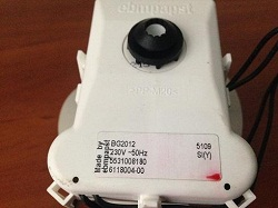 tsena ventilyatora BG2012 ebmpapst 6118004-00 holodilnika Liebherr