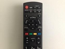 tsena pulta distantsionnogo upravleniya Panasonic TV N2QAYB000829