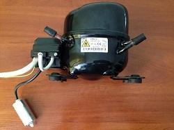 bu kompressor GMCC PZ90E1B 4913131100 dlya holodilnika Beko
