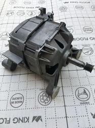 tsena motora (dvigatelya) 00144003 stiralnoy mashiny Bosch Siemens