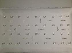 tsena LED podsvetki televizora LG 47LB631V panel LC470DUH