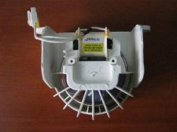 ventilyator 4680JR1004D v korpuse 4974JQ1003 holodilnika LG GC 339NGLS