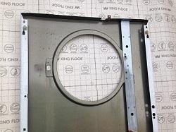 kupit perednyuyu chast korpusa 00216550 stiralnoy mashiny Bosch