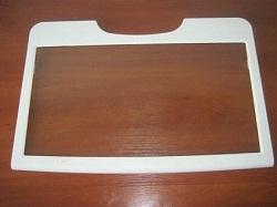 steklyannaya polka 3550JA1171 holodilnika LG GR-389SQF
