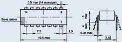 tsena mikroshemy К554СА3А