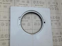 perednyaya chast korpusa 00216550 stiralnoy mashiny Bosch