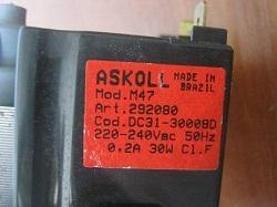 slivnoy nasos Askoll M47
