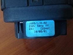 komandoapparat C23401 Indesit
