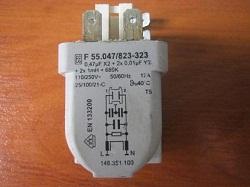 setevoy filtr F 55.047-823-323 EN 133200 Electrolux