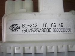 datchik urovnya vody B1-242 na stiralnuyu mashinu Bosch