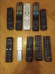 vybor pulta k televizoram Samsung LG