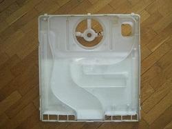 zadnyaya stenka 4998JQ0005 holodilnika LG GR-389SQF