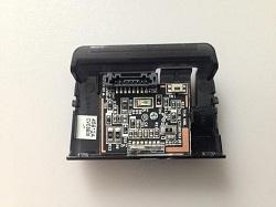Power Button IR Sensor Board BN96-45912A Samsung