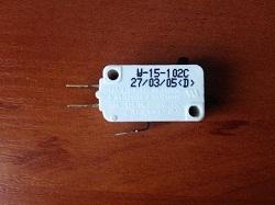 mikropereklyuchatel W-15-102C Galanz