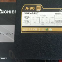 Chieftec A-90 650w